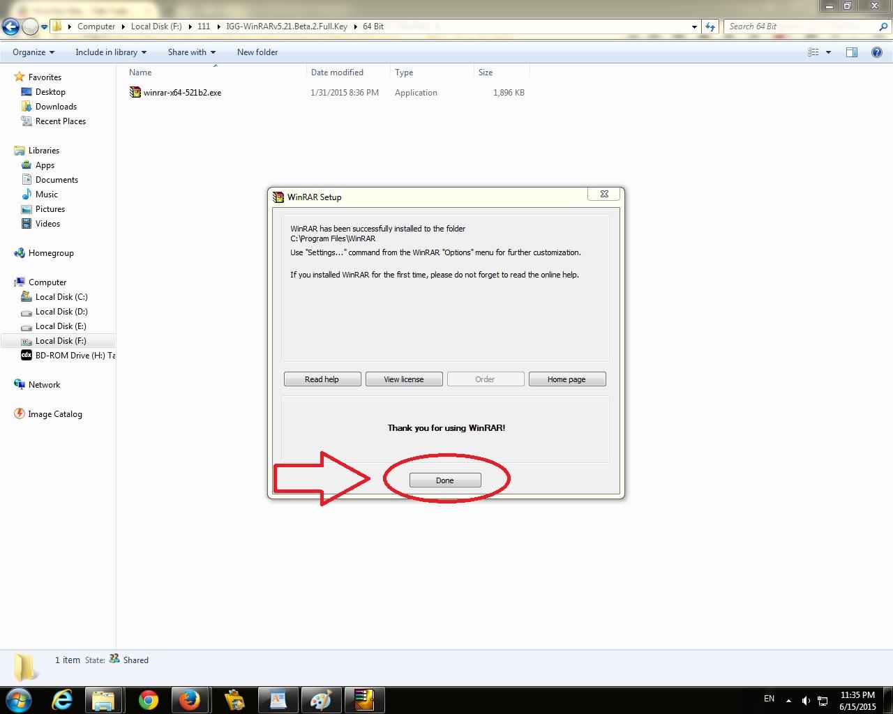 WinRAR 5.21 Full Download