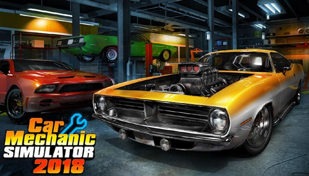 Car Mechanic Simulator 2018 Free Download (v1.5.20 and ALL DLC)